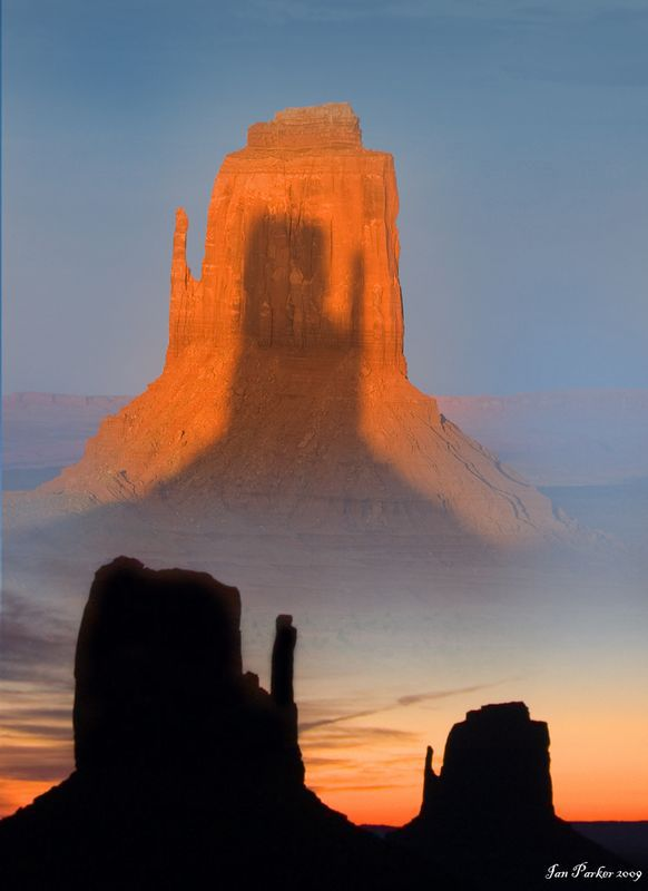 Pin on Monument Valley