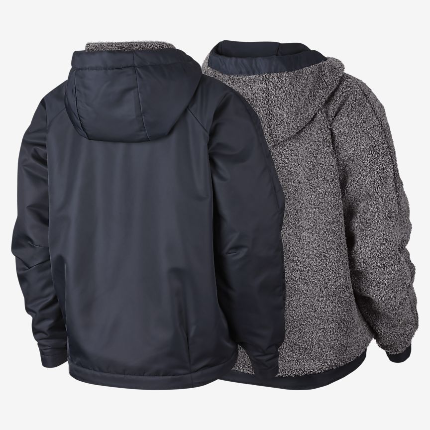 super quality official site select for genuine Nike Sportswear NSW Sherpa Women's Reversible Jacket ...