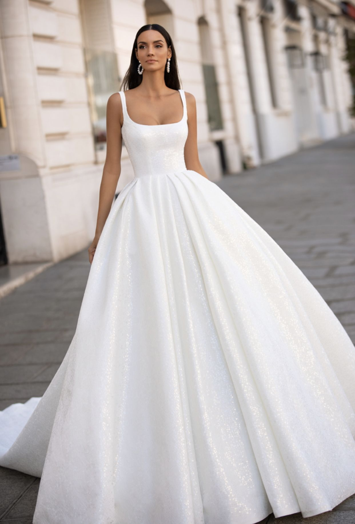 Wedding Dress By Milla Nova In 2020 Different Wedding Dresses Different Wedding Dress Styles Wedding Dresses
