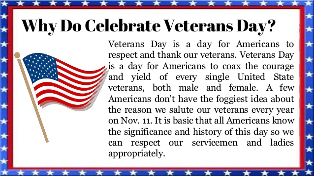 Top 11 Interesting Veterans Day Facts Trivia With Video Happy Veterans Day Quotes Veterans Day Quotes Veterans Day