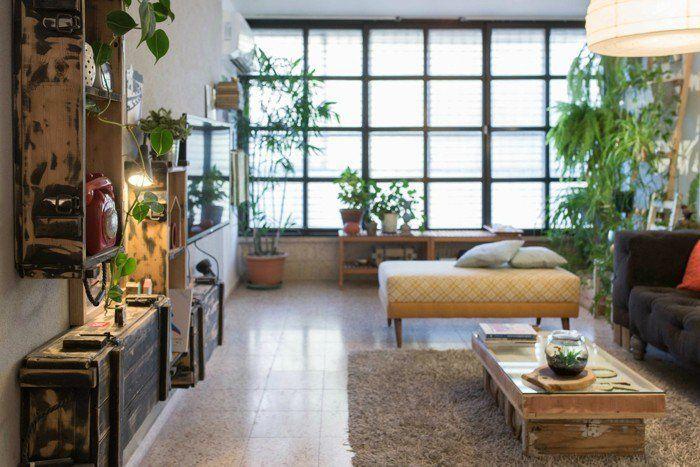 inneneinrichtung im umweltstil 28 trendige einrichtungsbeispiele wohnen pinterest haus. Black Bedroom Furniture Sets. Home Design Ideas