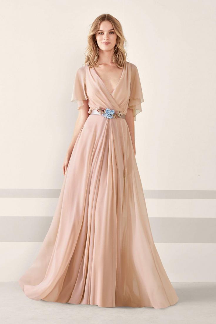 Pin En Vestidos De Día Para Invitadas
