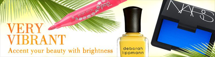 Accent your beauty with BRIGHTNESS!