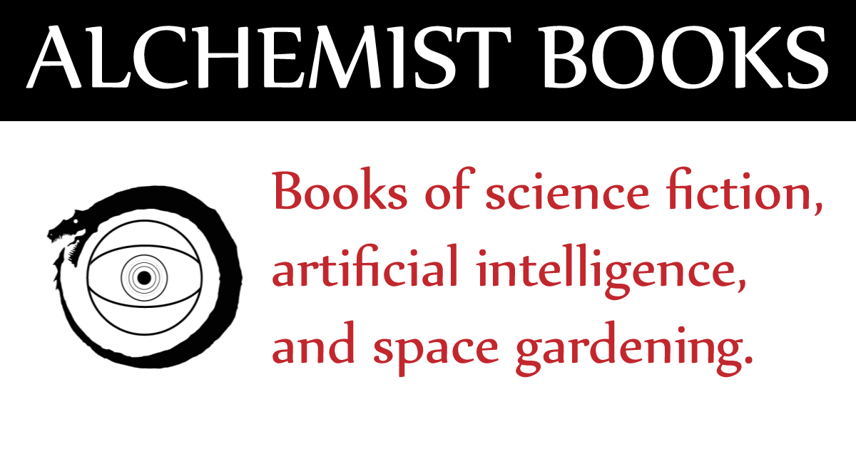 Alchemist Books: boutique publisher based in Hertfordshire, England. Contemporary novels which tell the story of mankind's reconciliation with ultimate truth.