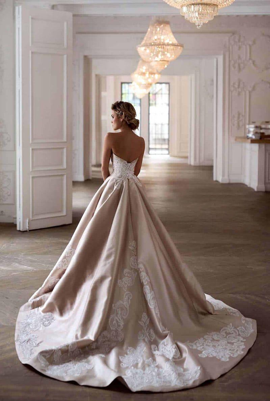 Hochzeitskleid Farbig – Valentins Day  Hochzeitskleid, Braut