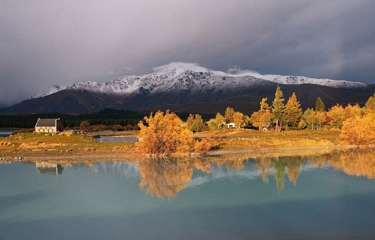 Landscapes of New Zealand