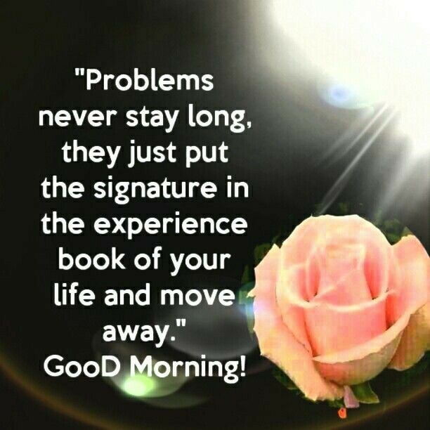 Inspirational Good Morning Message Images