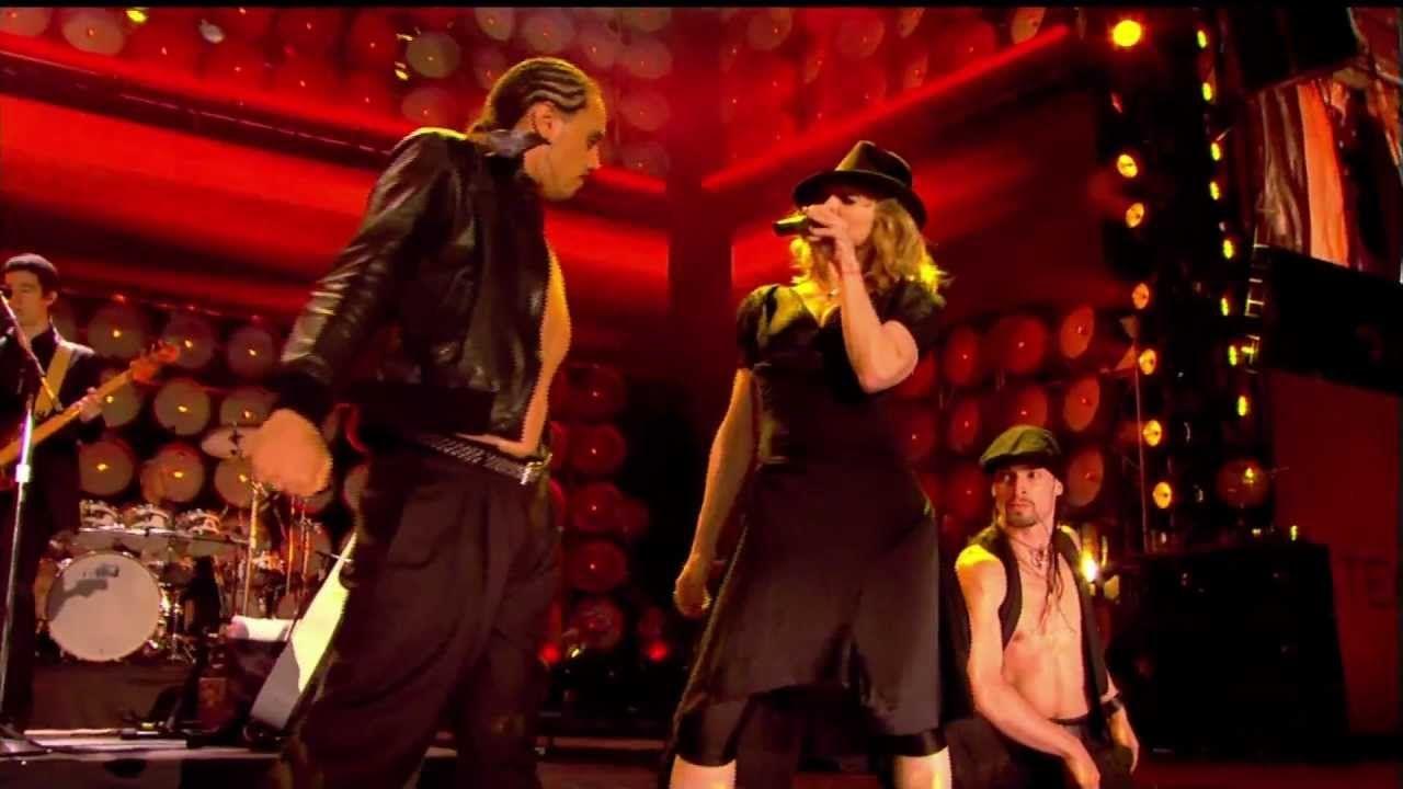 Madonna La Isla Bonita Hung Up Live At Live Earth Muzik