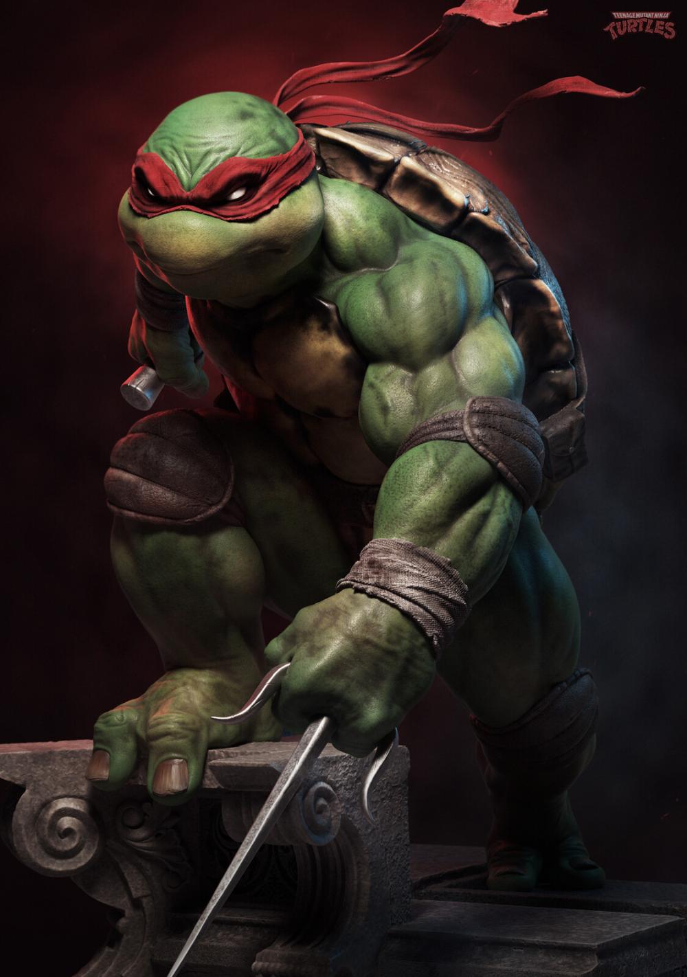 Artstation Raphael Tiago Rios In Teenage Mutant Ninja Turtles Artwork Teenage Mutant Ninja Turtles Art Tmnt Artwork