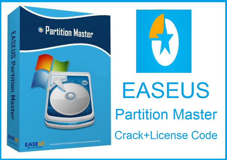 crack easeus partition master 10.8
