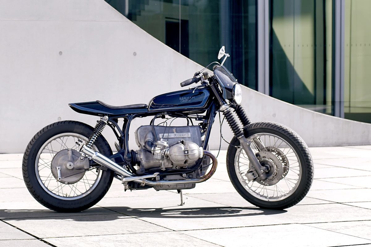 BERHAM'S BMW R100. Motorcycles, bikers and more