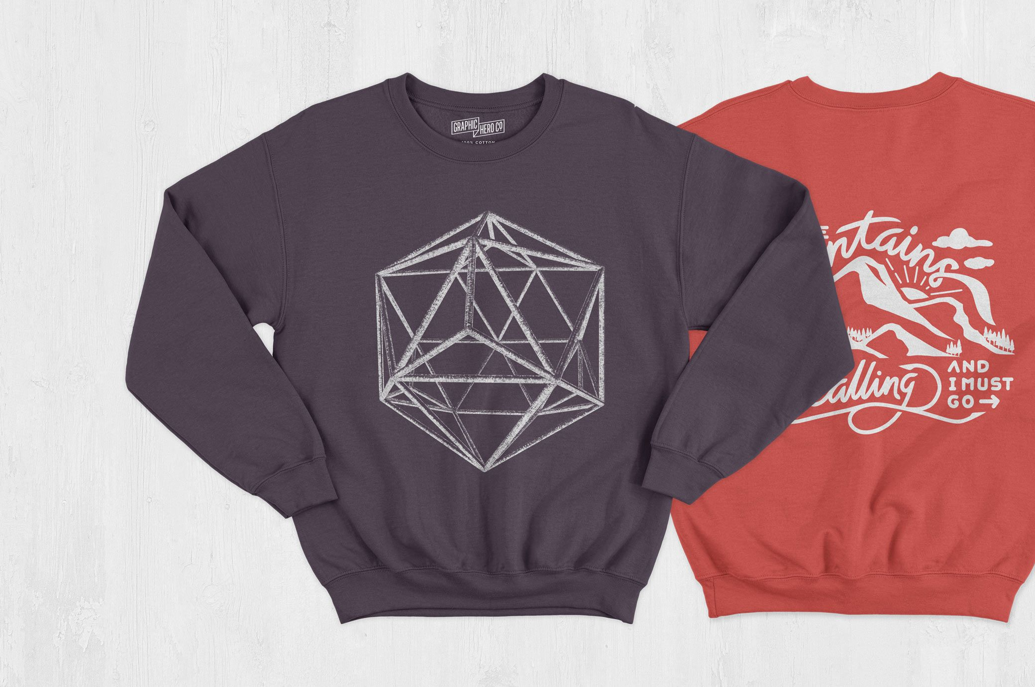 Download While Its Got Too Chilly For T Shirts Get Your Sweatshirt On Perfectly Crafted They Bring The Heat As Well As Absol Sweatshirts Clothing Mockup Shirt Mockup