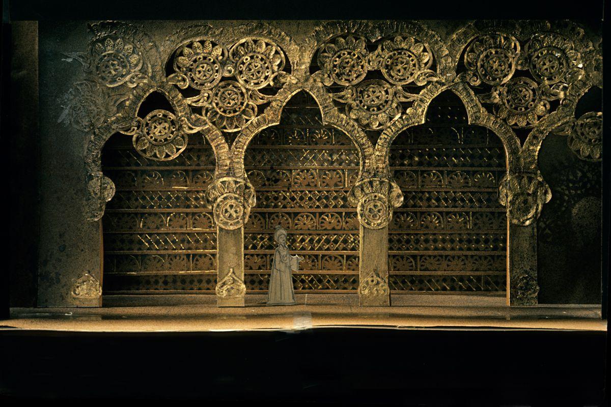 The Magic Flute Explore Imagined Spaces Scene Design Stage Set Design Scenic Design