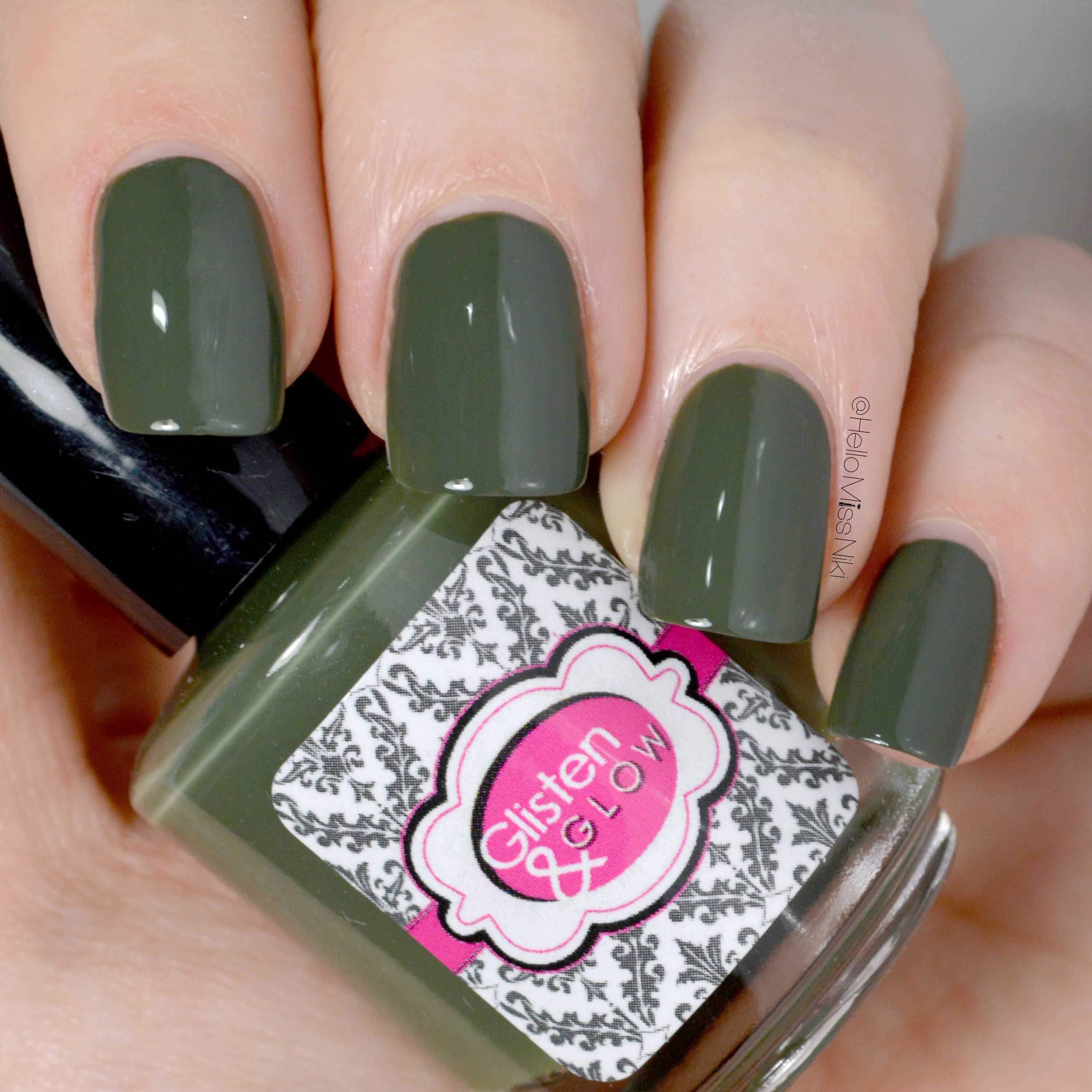 Glisten & Glow Winter 2016 Collection - Coats & Curling | Nails ...