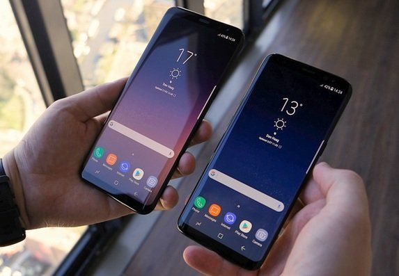 Microsoft will sell its own version of the Samsung Galaxy S8 and Galaxy S8+