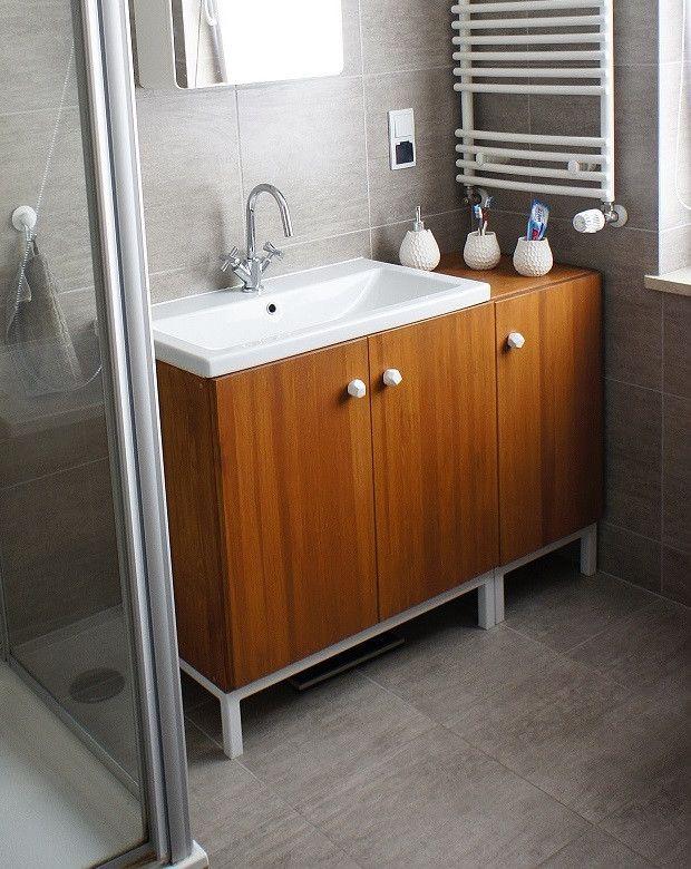 Waschtisch Waschtischschrank Badezimmerschrank Kommode Scandinavian In 2020 Bathroom Best Classic Cars Bathtub