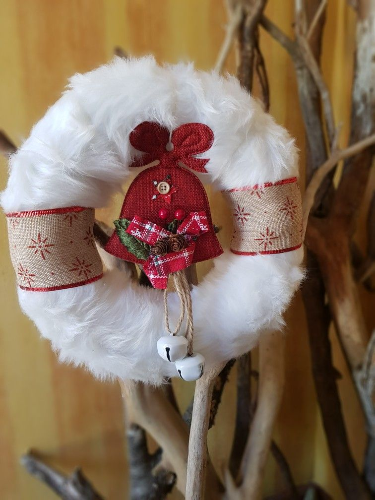 Corona Navidad Coronas Navideñas Decoración De Unas Decoracion De Interiores