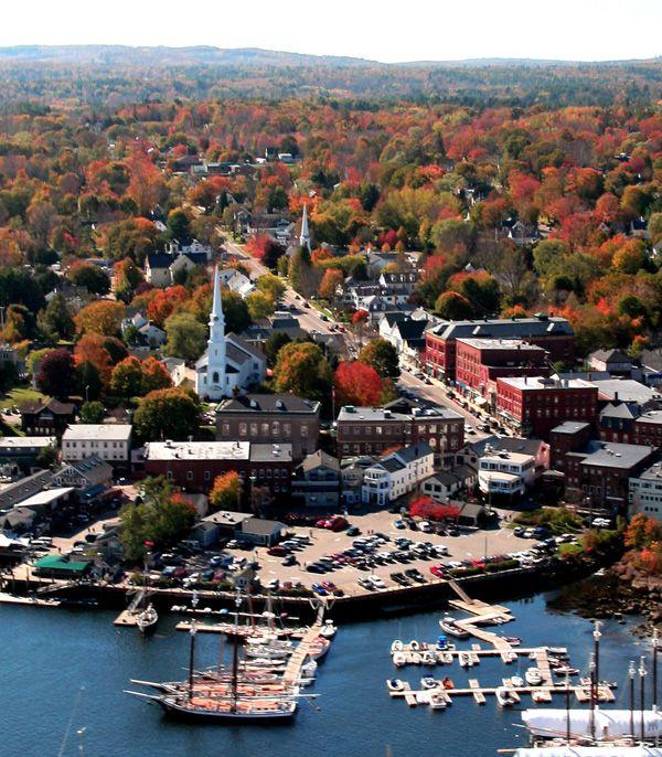 Best Seafood Restaurants In Camden Maine