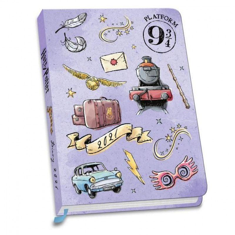 Kalendarz Dla Fanow Harrego Pottera Electronic Products Case Passport Holder