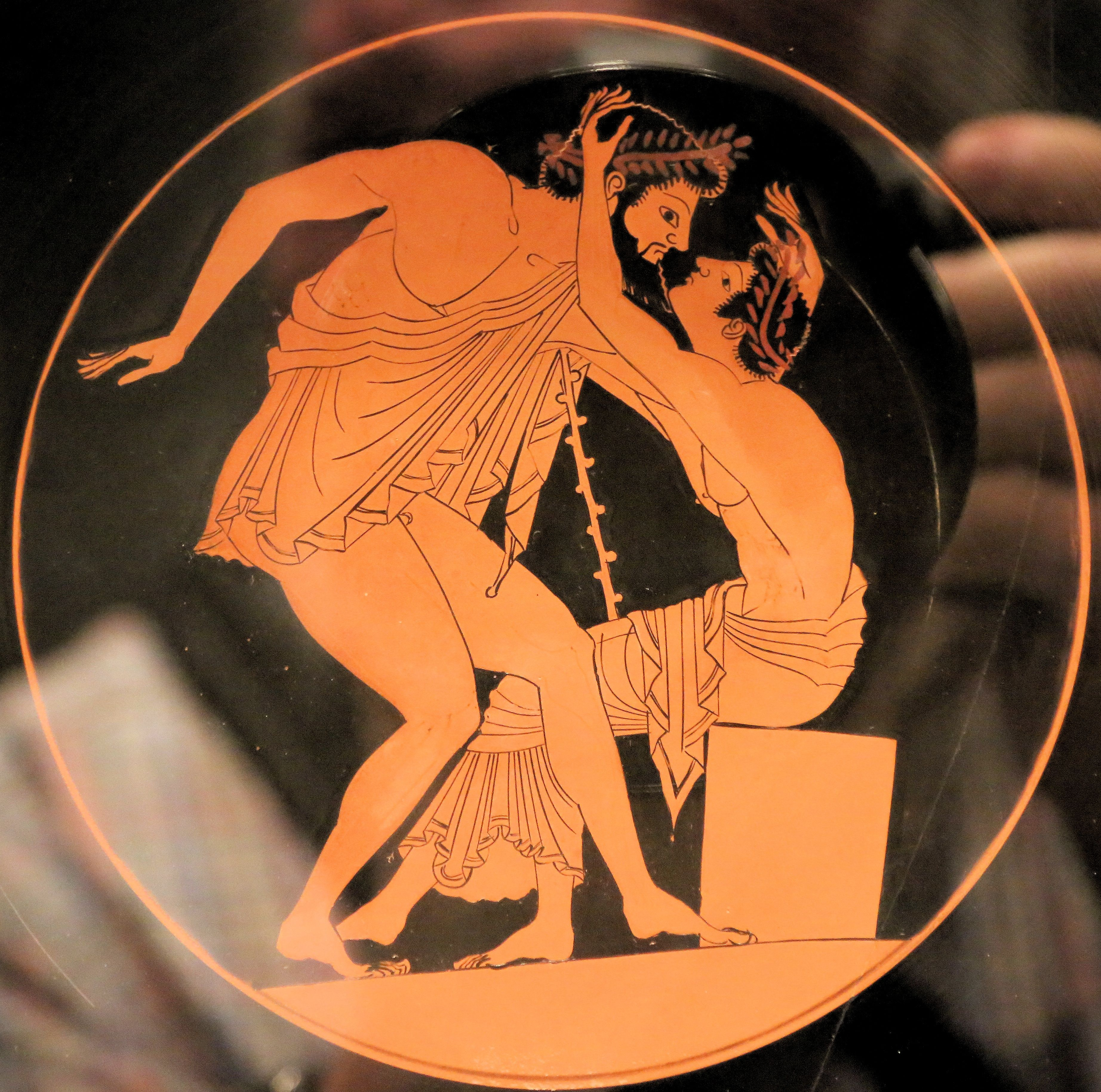 Comma queen mary norris on the erotic thrill of ancient greek and why the language still matters