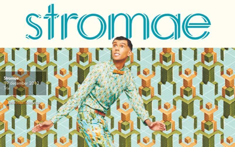 """Vanuit het niets verovert Brusselaar Paul Van Haver als Stromae de hele wereld met """"Alors On Danse"""": een instant klassieker! Dat het daarna een tijdje rustiger is rond de 28-jarige Belg is slechts stilte voor de storm. Want plots is er """"Formidable"""", een nummer dat muziekminnend België meteen diep raakt. Eén ding is zeker: Stromae is een blijver! Donderdag 19 december 2013 staat hij op de planken van Trix in Antwerpen. Tickets vanaf 31 juli om 10 uur."""