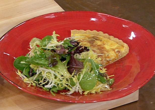 Quiche lorraine recipe quiche lorraine recipe lorraine recipes get quiche lorraine recipe from food network forumfinder Image collections