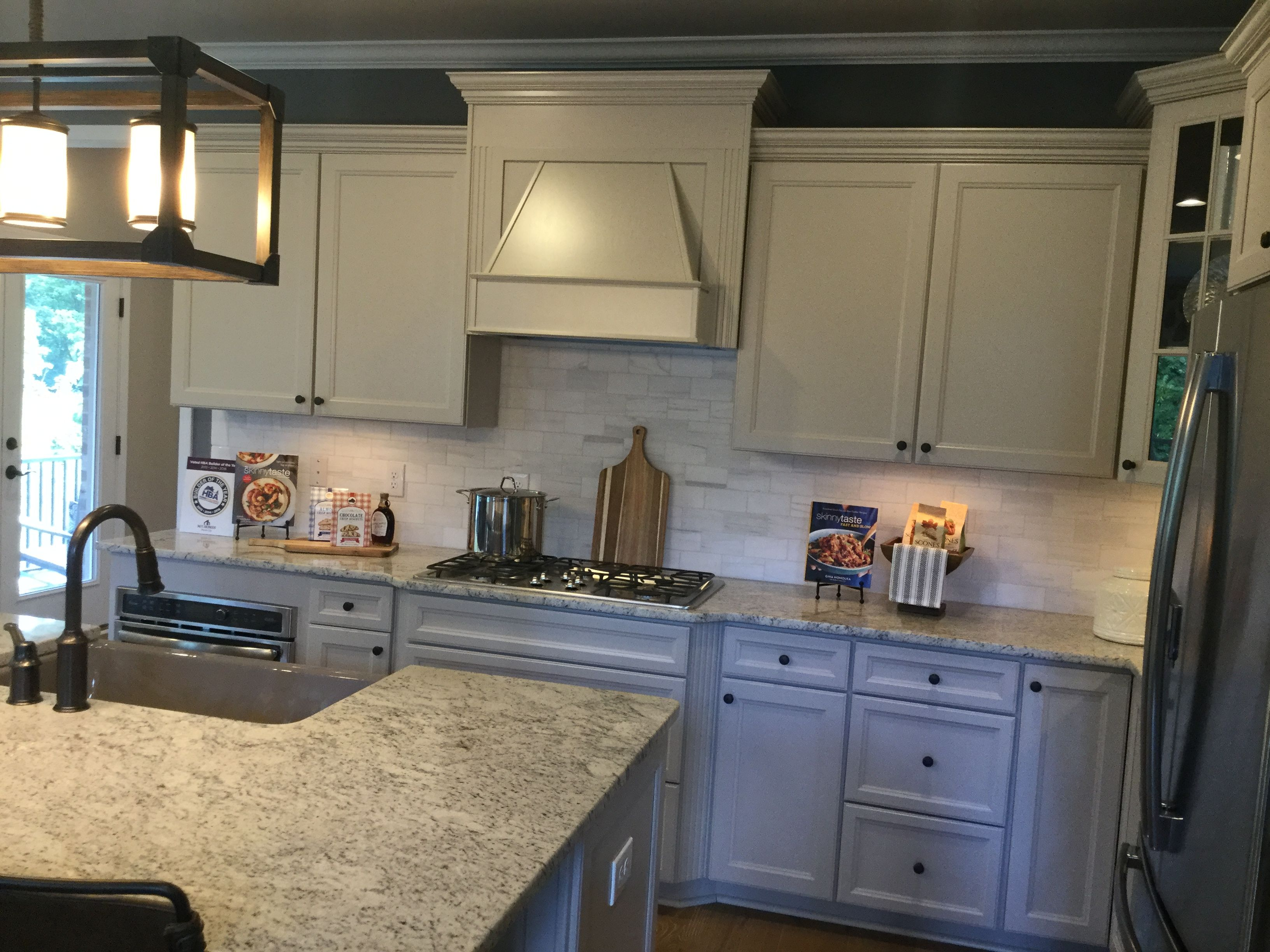 Durham Glacier Gray Cabinets Home Kitchens Grey Cabinets Kitchen Cabinets
