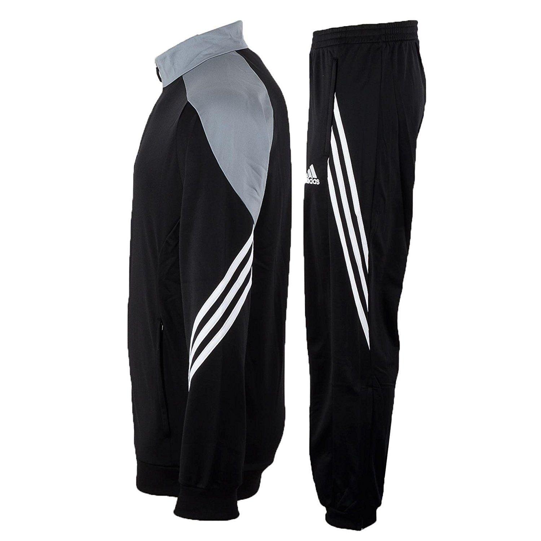 : Adidas Uomini 'Sereno Tuta: Adidas: Sport & Esterno