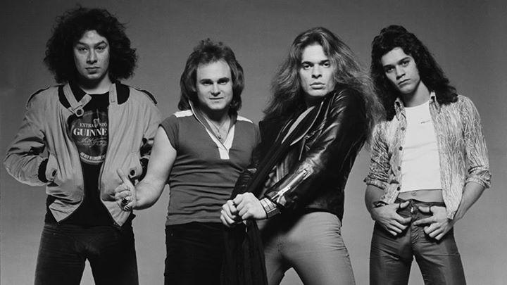 Van Halen late 70s   Blues rock, Género musical, Heavy metal