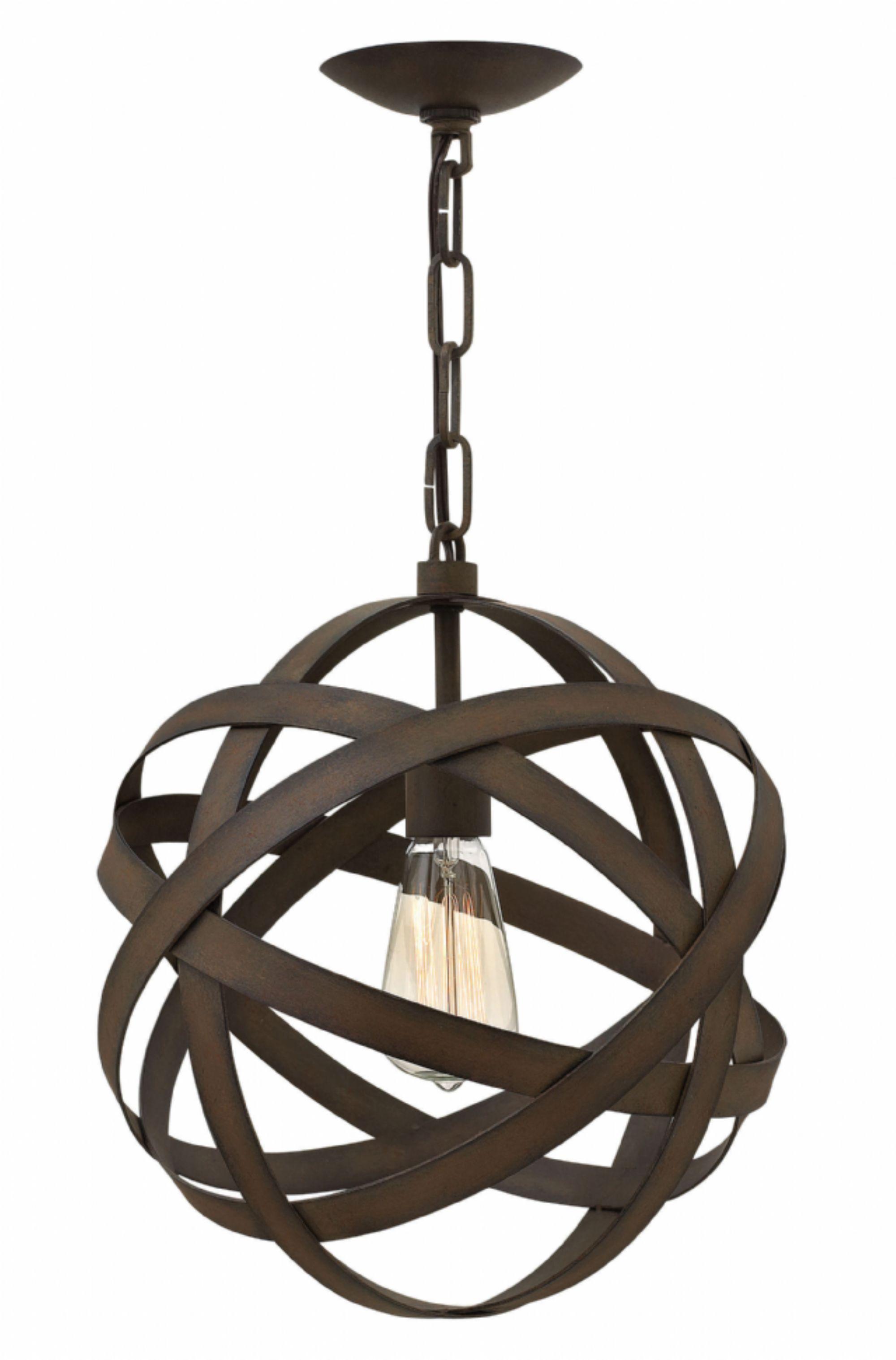 Hinkley Lighting - Carson Pendant FR40707VIR