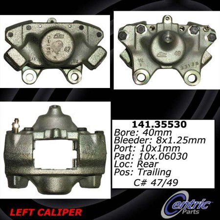 Centric Parts - P/Q Loaded Cal | Products in 2019 | Brake