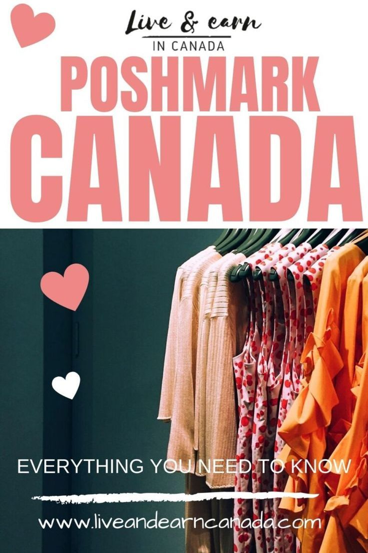 Poshmark Canada Buying And Selling Clothes From The App