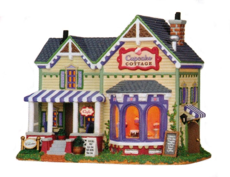 lemax village collection lemax christmas village lighted houses