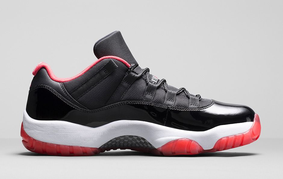Air Jordan 11 Low Bred 2015  Release Date