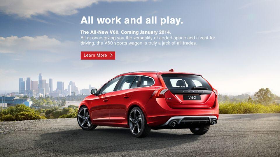 Coming soon! Sports wagon, Volvo, Volvo cars