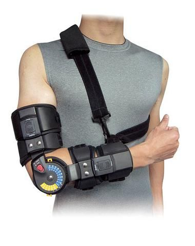 b808f006d2 Hinged Elbow Brace | Elbow Brace Arm Sling | Braces, Acl knee brace ...
