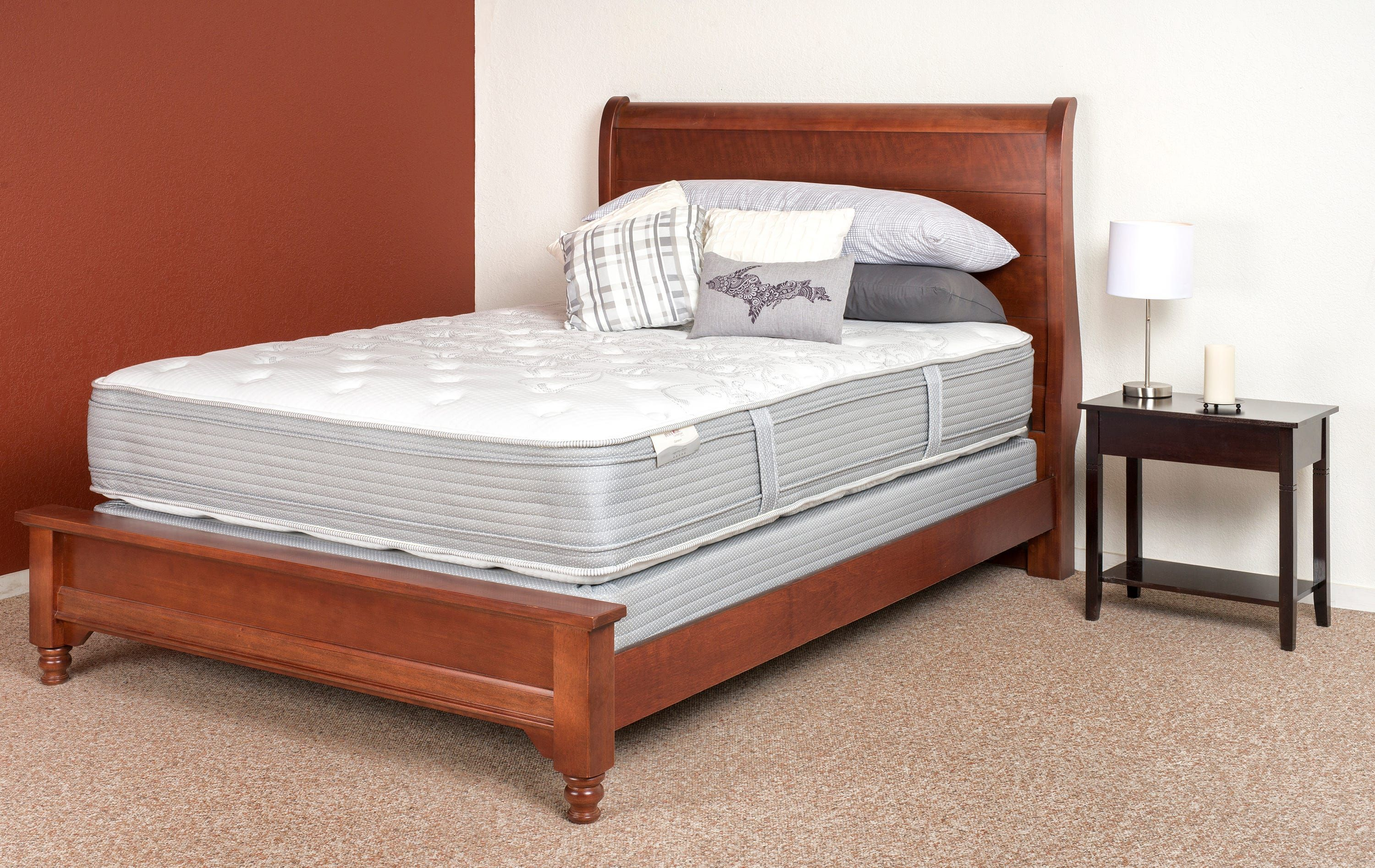 Queen Restonic Comfort Care Select Cameron Double Sided