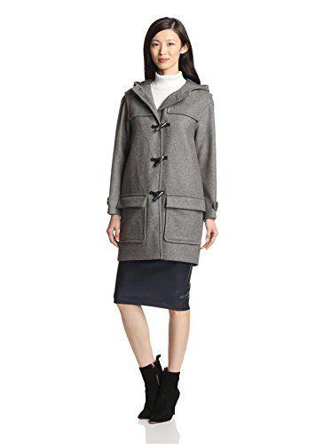 Gerard Darel Women's Toggle Coat