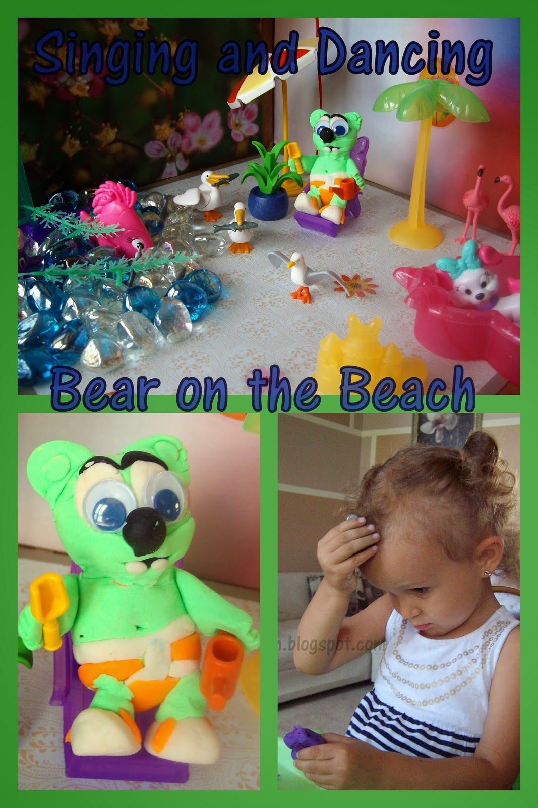 Laugh And Learn Gummy Bear Preschool Activities