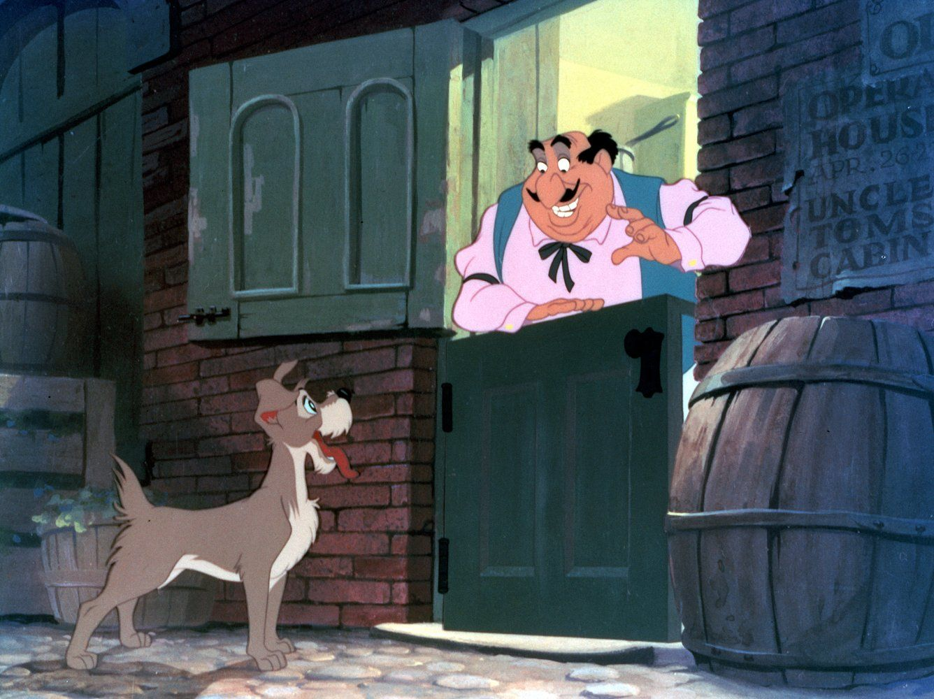 Lady and the Tramp (1955) Photo Gallery IMDb (With