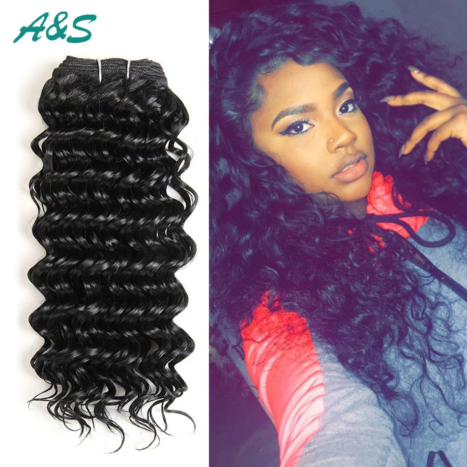 Find More Hair Weaves Information About Top Synthetic Hair Deep Wave