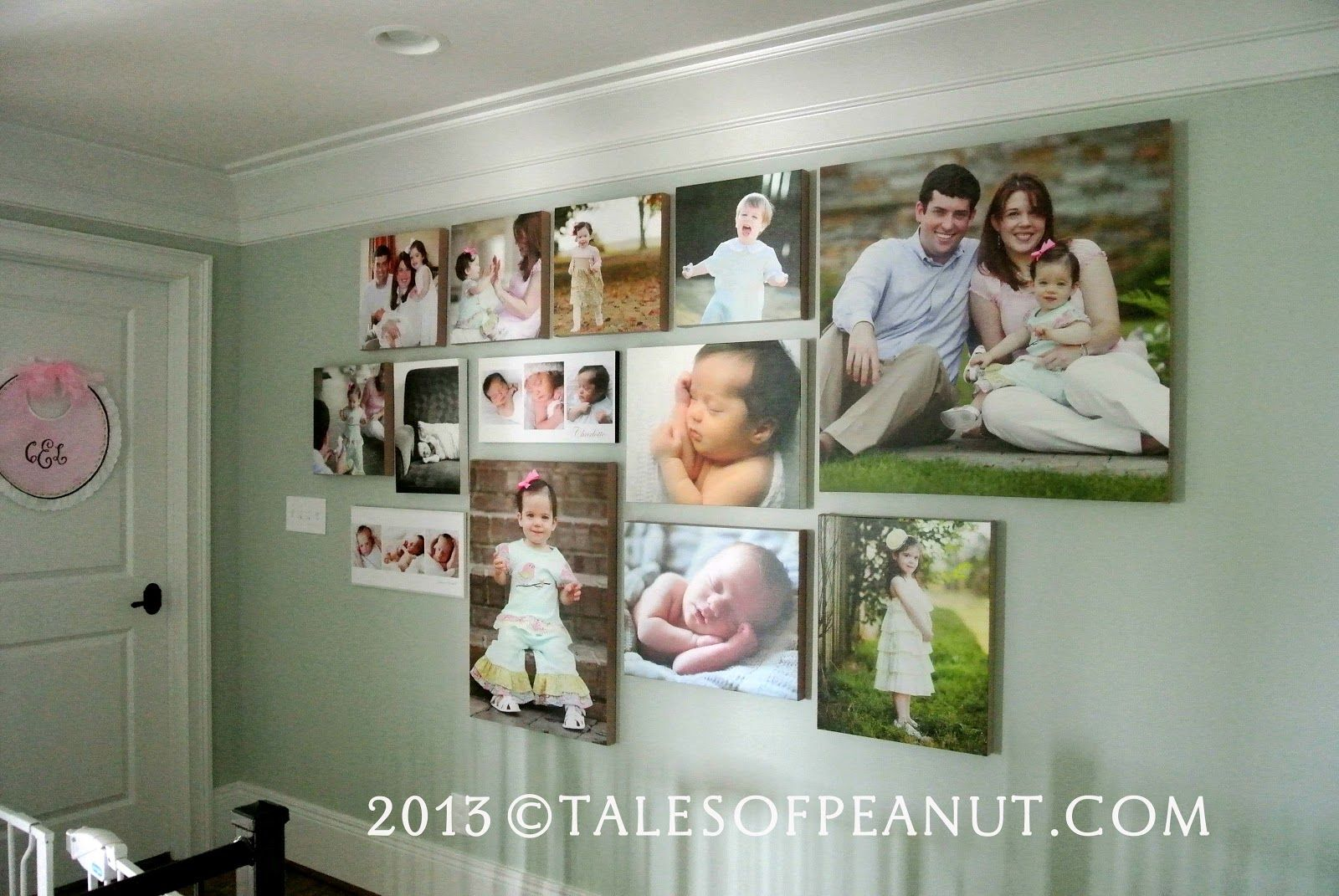 Displaying Photos of Your Children
