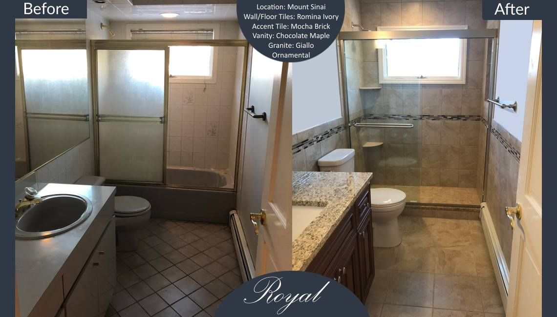 another beautiful bathroomremodel by royal kitchens baths this one in bathrooms remodel kitchen bathroom remodel bathroom remodeling contractors pinterest