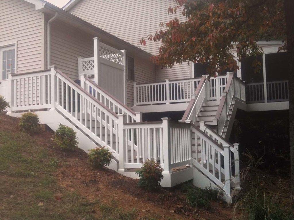 Maryland Deck Company Trademark Deck & Patio Patio