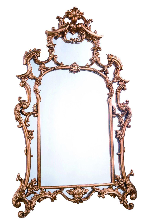 Elegant Lighting Mirror 2875 X 48 X 2 Gold Mirrors