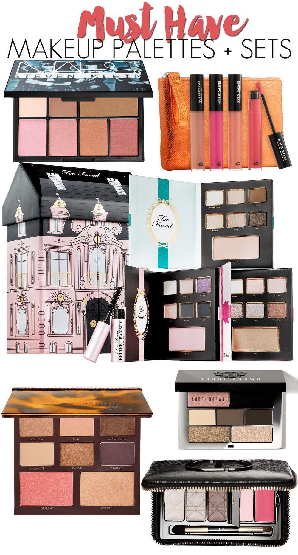 Have Makeup Palettes + Sets. Must Have Makeup Palettes + Sets for Fall + WinterMust Have Makeup Palettes + Sets for Fall + Winter