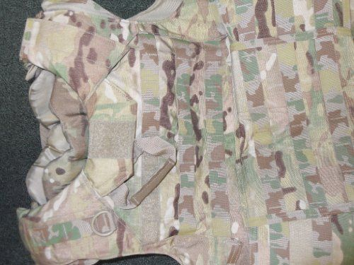 ORIGINAL US MILITARY ISSUE - ACU OTV PROTECTIVE VEST - SMALL ORIGINAL US MILITARY ISSUE - ACU OTV PROTECTIVE VEST - SMALL.  #UNICOP #Single_Detail_Page_Misc