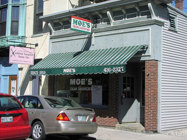 moes in portsmouth nh moes is where i learned to appreciate truly delicious italian subs the owner moe knew my family by name and i never stopped