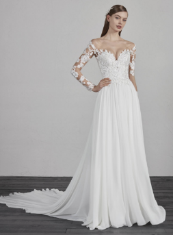 Esmirna Pronovias Wedding Dress Wedding Dresses Wedding Dresses Sydney