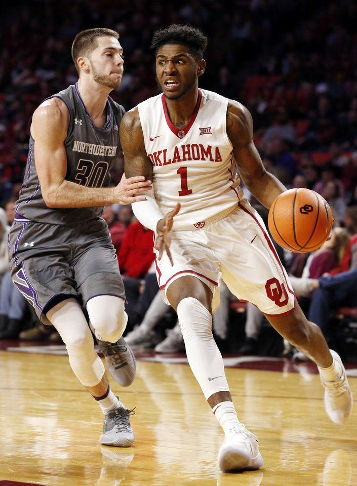 Oklahoma at Northwestern men's basketball: Tipoff time, TV ...